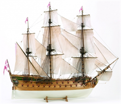 Wooden Ships & Fittings - Toymod and ProMaster - importers